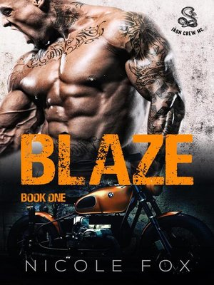 cover image of Blaze (Book 1)