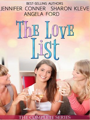 cover image of The Love List Collection