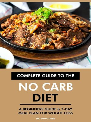 cover image of Complete Guide to the No Carb Diet