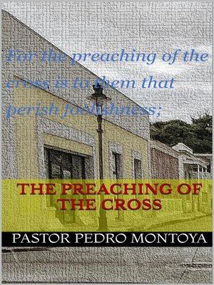cover image of The Preaching of the Cross