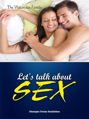 cover image of Let's Talk About Sex