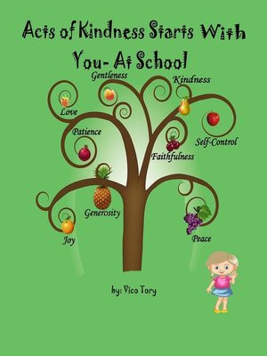 cover image of Acts of Kindness Starts With You- At School