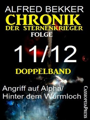 cover image of Chronik der Sternenkrieger, Folge 11/12
