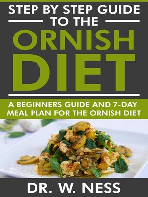 cover image of Step by Step Guide to the Ornish Diet