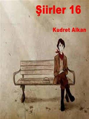 cover image of Şiirler 16