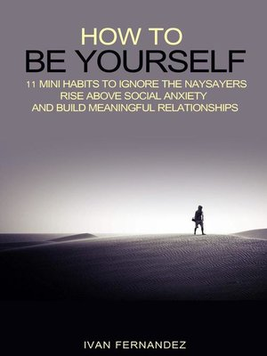 cover image of How to Be Yourself