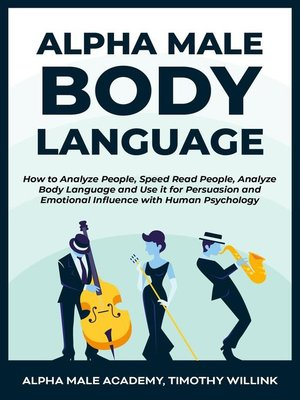 cover image of Alpha Male Body Language