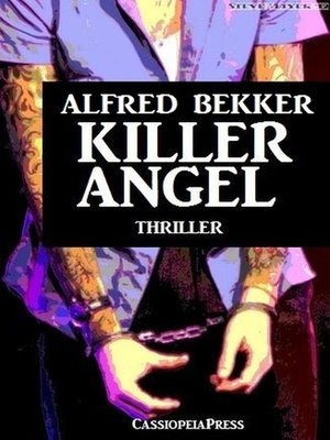 cover image of Alfred Bekker Thriller