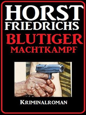 cover image of Blutiger Machtkampf