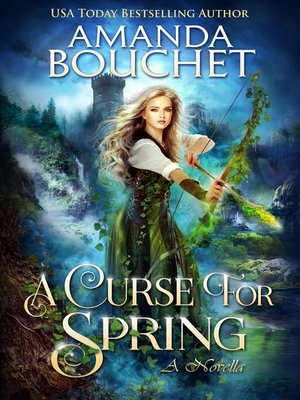 cover image of A Curse For Spring