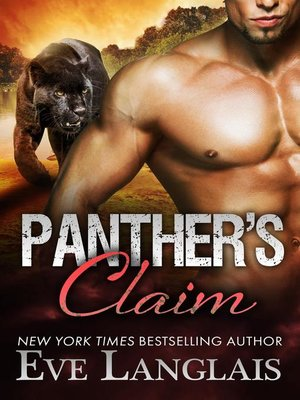 cover image of Panther's Claim