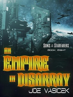 cover image of An Empire in Disarray