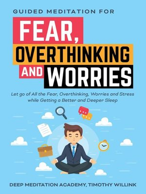 cover image of Guided Meditation for Fear, Overthinking and Worries