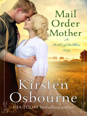 cover image of Mail Order Mother