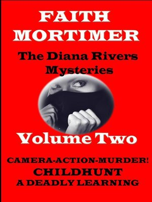 cover image of The Diana Rivers Mysteries--Volume Two