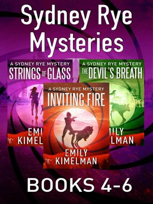 Sydney Rye Mysteries Box Set Books 4 6 By Emily Kimelman Overdrive