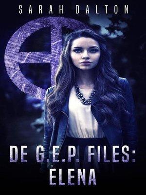 cover image of De G.E.P. -files