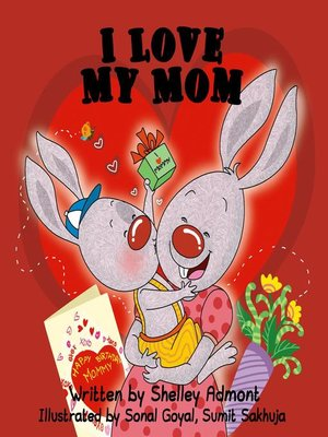 cover image of I Love My Mom