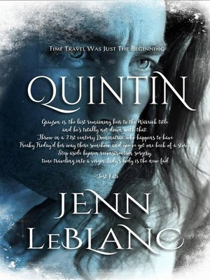 cover image of Quintin