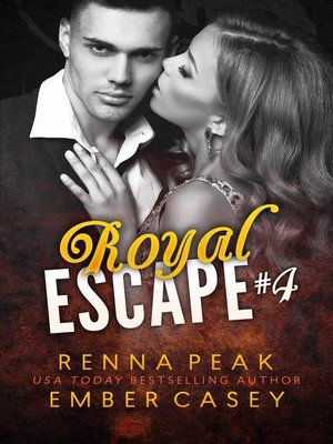 cover image of Royal Escape #4
