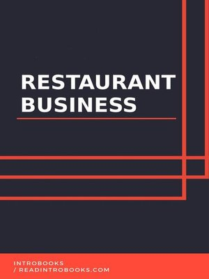 cover image of Restaurant Business