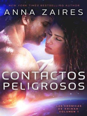 cover image of Contactos peligrosos
