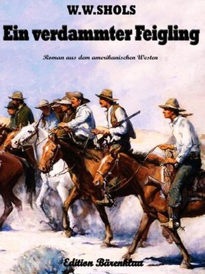cover image of Ein verdammter Feigling