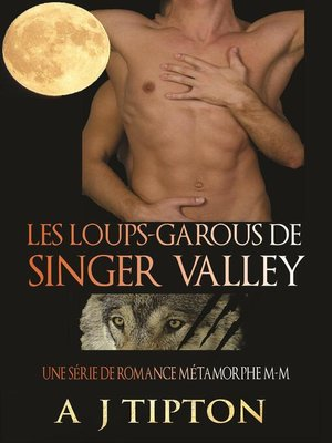 cover image of Les Loups-Garous de Singer Valley