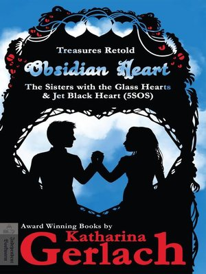 cover image of Obsidian Heart (The Sisters with the Glass Hearts & Jet Black heart (5SOS))