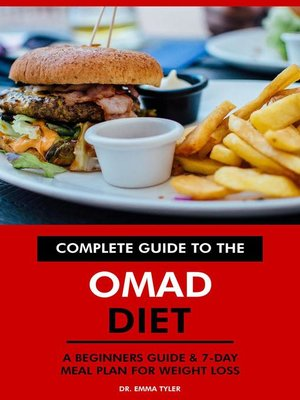 cover image of Complete Guide to the OMAD Diet