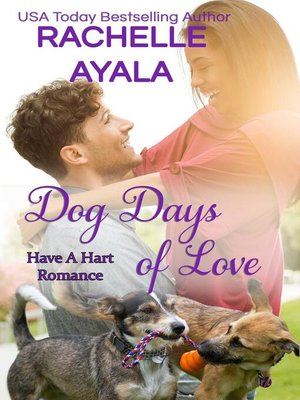cover image of Dog Days of Love