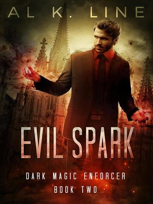 cover image of Evil Spark