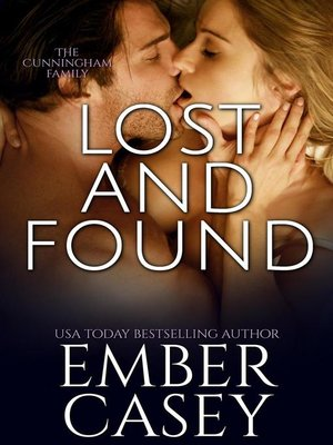 cover image of Lost and Found (The Cunningham Family #4)