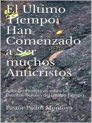 cover image of El Ultimo Tiempo