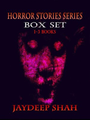 cover image of Horror Stories Series--Box Set (1-3 Books)