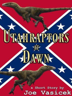 cover image of Utahraptors at Dawn
