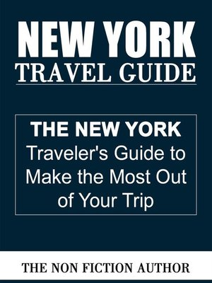 cover image of New York Travel Guide