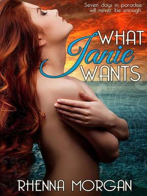 cover image of What Janie Wants