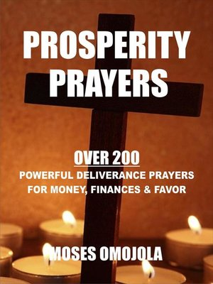 cover image of Prosperity Prayers
