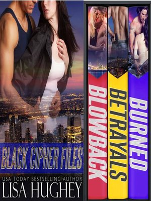 cover image of Black Cipher Files Box Set