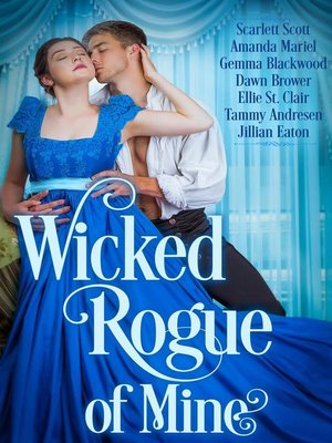 cover image of Wicked Rogue of Mine