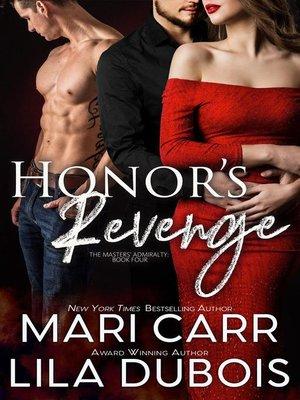 cover image of Honor's Revenge