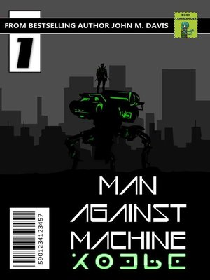 cover image of Man Against Machine