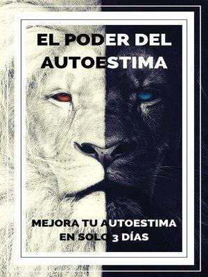 cover image of El Poder del Autoestima