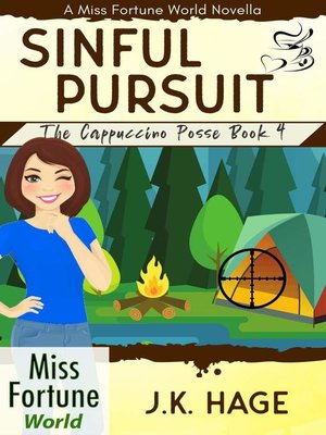 cover image of Sinful Pursuit (Book 4)