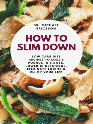 cover image of How to Slim Down