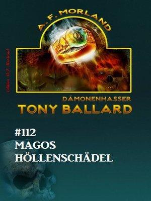 cover image of Tony Ballard #112