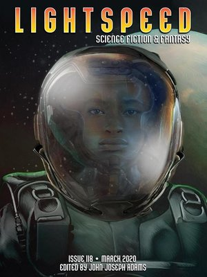 cover image of Lightspeed Magazine, Issue 118 (March 2020)