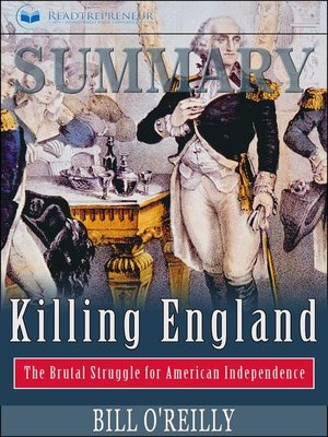 cover image of Summary of Killing England