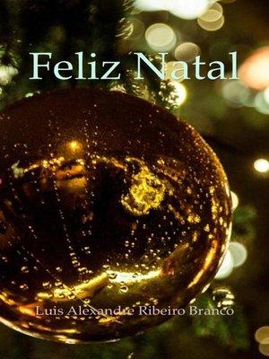 cover image of Feliz Natal